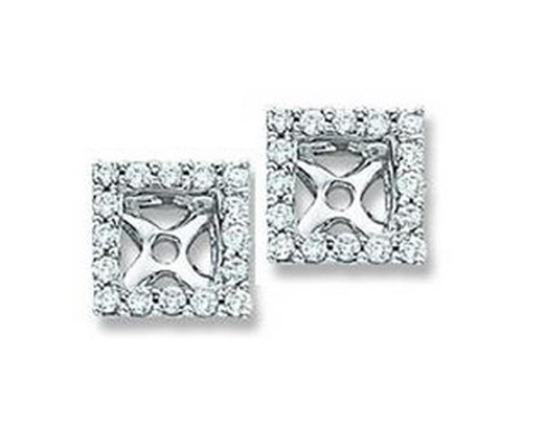 View SQUARE EARRING JACKETS