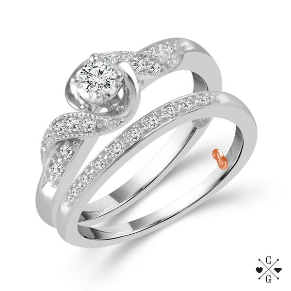 View True Promise Bridal Set