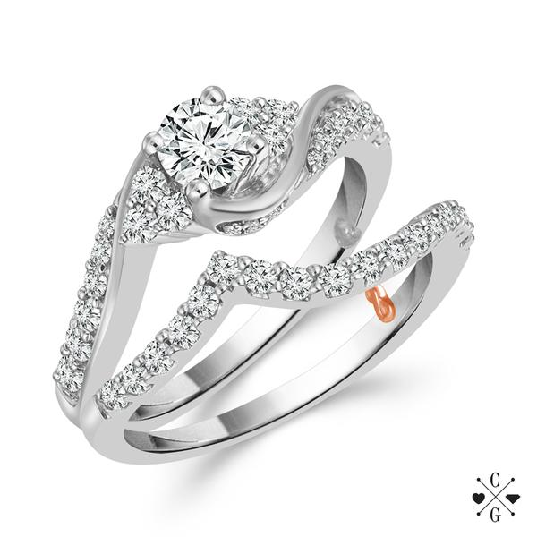 View True Promise Ring Set