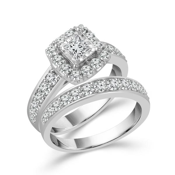 View Endless Sparkle Bridal Set