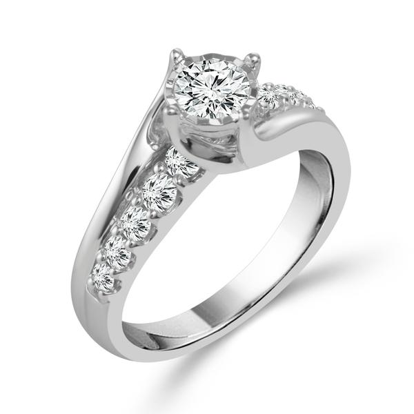 View Endless Sparkle Engagement Ring