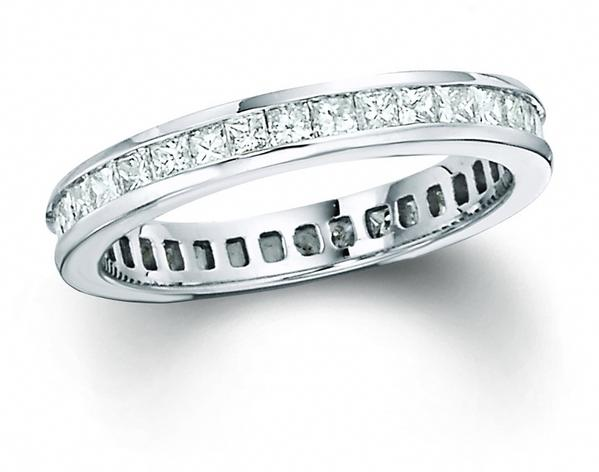 View PR CHANNEL SET ETERNITY BAND